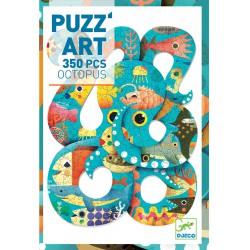 Puzz'Art Octopus (350 stuks)