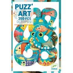Puzz'Art Pieuvre (350 pcs)