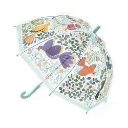 Djeco Paraplu Bloemen & Vogels