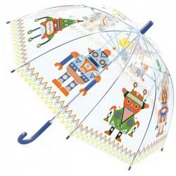 Parapluie Robots Djeco