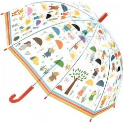 Parapluie Sous la pluie Djeco