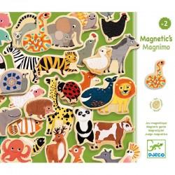 Jeu magnétique Magnimo (36 pcs)