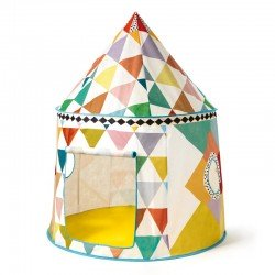 Speeltent multicolore Djeco