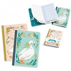 2 petits carnets Lucille - Djeco