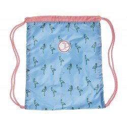 Sac de sport Flamant rose