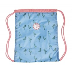Sporttas Flamingo