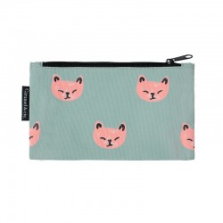 Trousse chats roses - Caramel & cie