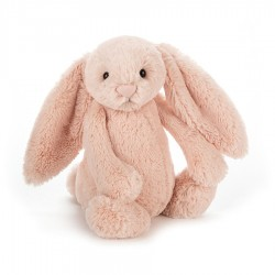 Kleine konijn peachy Jellycat (18 cm)