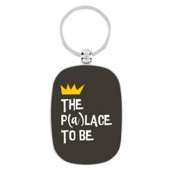 "Porte-clef ""the p(a)lace to be"""