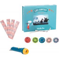 Coffret cinéma Contes - Les petites merveilles