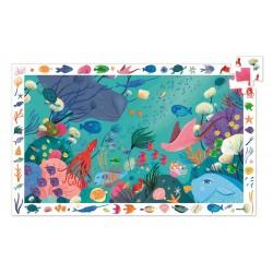 """Observatie puzzel """"de zee"""" (54 stuks)"""