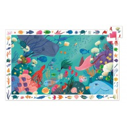 """Puzzle d'observation """"la mer"""" (54 pcs)"""