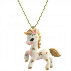 Ketting Poney Lovely Charms Djeco