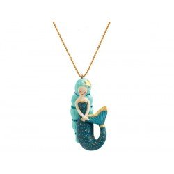 Pendentif Sirene Lovely Charms Djeco