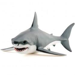 Figurine requin blanc PAPO