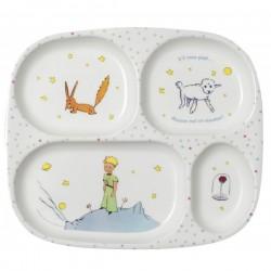 Assiette à compartiments - Petit Prince