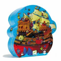 Puzzel de boot van Barberousse (54 st)