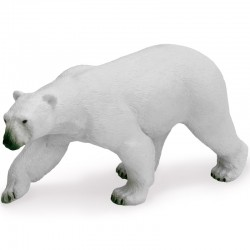 Papo Witte beer figuur