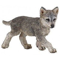 Papo Wolf baby figuur