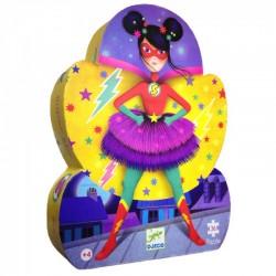Puzzle Djeco Super Star (36 pcs)
