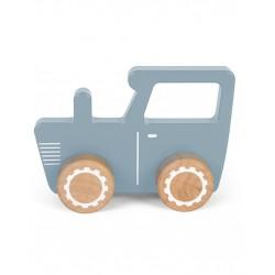 Tracteur en bois Little Dutch
