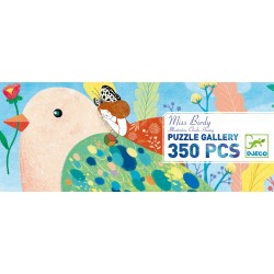 """Puzzle Gallery """"Miss Birdy"""" (350 pcs)"""
