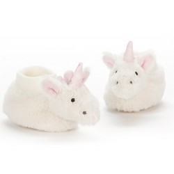 Chaussons Licorne Jellycat
