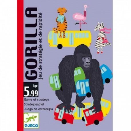 Jeu de cartes - Gorilla