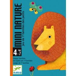 Jeu de cartes - Mini Nature
