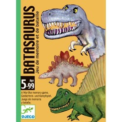 Kaartspel - Batasaurus