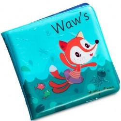 """Het magische badboekje """"Alice splash"""""""
