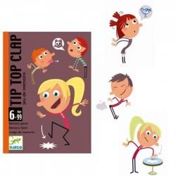 Kaartspel - Tip Top Clap