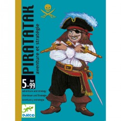 Kaartspel - Piratatak