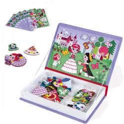 Janod Magneetboek Prinses