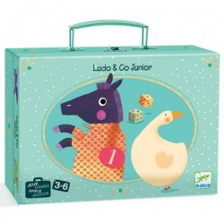 Jeu Ludo & co junior Djeco