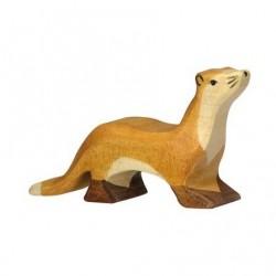 Figurine Belette Holztiger