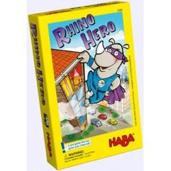 Rhino Hero Spel Haba