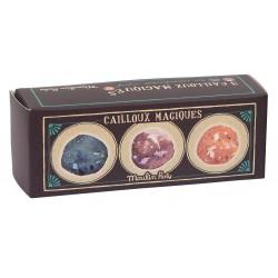 Stuiterende ballen - magische stenen
