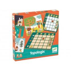 Logisch spel - Topologix