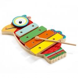 Cymbale et Xylophone Animambo
