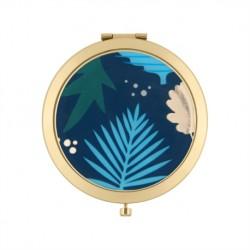 "Miroir de poche ""Herbier"""
