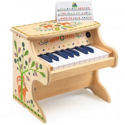 Piano électronique 18 clés Djeco