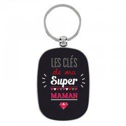"Sleutelhanger ""Ma super maman"""