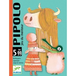 Djeco Pipolo spel
