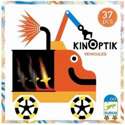 Kinoptic véhicules (37pcs)