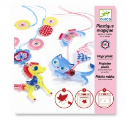 Magisch plastic - het poesje en de pony