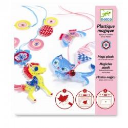 Plastique Magique - Bijoux le chaton et le poney