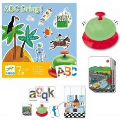 Djeco ABC Dring spel