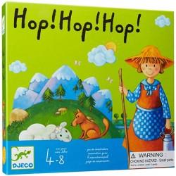 Djeco Hop Hop Hop spel