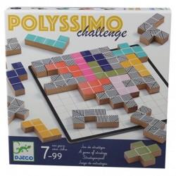 Jeu Polyssimo challenge Djeco